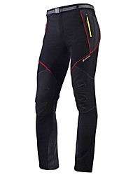 cheap -Nuckily Men's Cycling Pants Bike Pants / Trousers / Tights / Bottoms Quick Dry, Ultraviolet Resistant, Breathable Classic Polyester Black Bike Wear / Stretchy / Waterproof