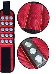 abordables -Polyester pour tenir les vis, les clous, les forets avec des aimants puissants Bracelet magnétique