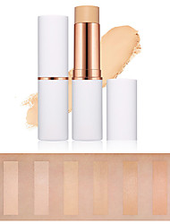 billige Concealer & kontur-6 farger 1 pcs Mineral Concealer / Multifunksjonell Concealer # Stilfull comfy / varig Dagligdagstøy Sminke kosmetisk