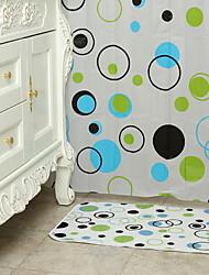 Недорогие -Шторка для ванной Modern ПВХ механически Новый дизайн / Cool Ванная комната