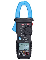 Недорогие -интеллектуальный цифровой измеритель хомута 6000 счетчик переменного / постоянного тока 600a емкость сопротивления тока bside acm22a автоматический диапазон мультиметр