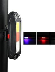 Недорогие -задние фонари Светодиодная лампа Велосипедные фары Велоспорт Водонепроницаемый, Регулируется, Анти-шоковая защита Литиевая батарея 10 lm mi.xim