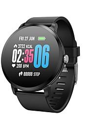 Недорогие -Умный браслет V11 для Android iOS Bluetooth GPS Спорт Водонепроницаемый Пульсомер Измерение кровяного давления