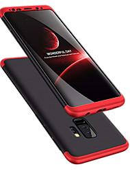 billiga -CaseMe fodral Till Samsung Galaxy S9 Plus / S9 Stötsäker Skal Enfärgad Hårt PC för S9 / S9 Plus / S8 Plus