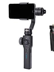 Недорогие -zhiyun гладкий 4 3-осевой портативный карданный переносной стабилизатор камеры для смартфона iphone action camera