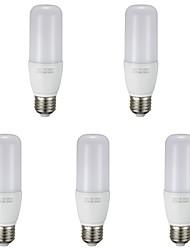 Недорогие -5 шт. 9 W 1000 lm GU5.3 / E26 / E27 T 57 Светодиодные бусины SMD 5630 Тёплый белый / Белый 175-265 V