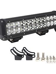 Недорогие -20-дюймовый 12-литровый светодиодный светильник с двумя рядами, подходящий для установки решетки ford toyota