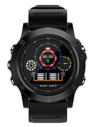 Недорогие -Смарт Часы L11 для Android iOS Bluetooth Спорт Водонепроницаемый Пульсомер Измерение кровяного давления Сенсорный экран