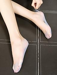 abordables -1 paire orthèses Semelle Intérieures Gel Plante Printemps Unisexe Blanc / Violet / Chair
