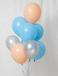 Недорогие -Воздушный шар Латекс 9pcs День рождения / Сказка / богемский Theme