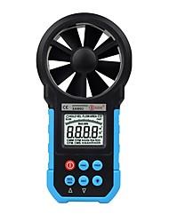 Недорогие -bside handheld мини цифровой инструмент скорости ветра eam02 измерение скорость ветра измерение температуры воздуха метр воздуха измерение объема воздуха