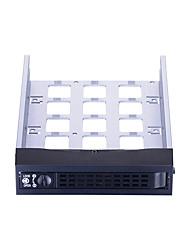 abordables -Unestech Boîtier de disque dur Indicateur LED / Maintien des données / Installation Facile Acier Inoxydable / Alliage aluminium-magnésium ST8510