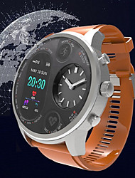 Недорогие -KUPENG T3 Смарт Часы Android iOS Bluetooth GPS Спорт Водонепроницаемый Пульсомер Педометр Напоминание о звонке Датчик для отслеживания активности Датчик для отслеживания сна Сидячий Напоминание