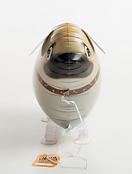 Недорогие -Воздушный шар Фольга 1 шт. Для праздника / вечеринки / Лас-Вегас / Классика / Сказка / Деревенская тема