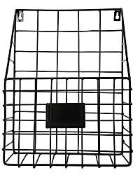 Недорогие -Новинки Декор стены Металл Пастораль Предметы искусства, Настенные полки и Ledges Украшение