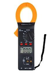 baratos -Victor vc6016c de alta precisão automática alcance pinça digital 1000a ac de retenção de dados do medidor