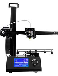Недорогие -2018 tronxy x2 3d принтер высокоточный комплект большой размер печати 220 * 220 * 220 мм matel