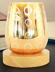 billige Originale lamper-1pc 3D nattlys Endring DC-drevet Nytt Design / Kul 220-240 V