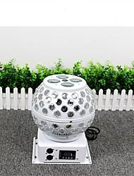 Недорогие -светодиодный фонарь шаблон магический шар ктв отдельная комната бар звуковой контроль мигающий этап свадьбы лазерный лазерный свет