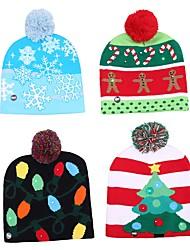 abordables -Favoriser Décoration Tricot Décorations de Mariage Noël / Fête / Soirée Noël / Créatif / Vintage Theme Hiver