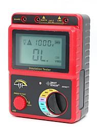 Недорогие -AR907+ Тестер емкости сопротивления 0-19.9GΩ(MΩ) Измерительный прибор