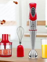 baratos -Misturadores de alimentos e Liquidificadores / Moedores de alimentos e moinhos Multifunções ABS Liquidificador 220 V 500 W Utensílio de cozinha