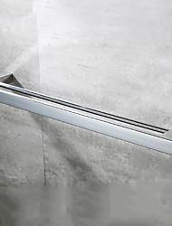 Недорогие -Держатель для полотенец Новый дизайн / Cool Modern Нержавеющая сталь 1шт 2-х опорная балка На стену