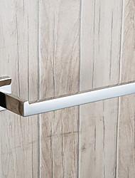 Недорогие -Держатель для полотенец Новый дизайн / Cool Современный Нержавеющая сталь 1шт 1-Полотенцесушитель На стену