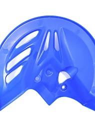 Недорогие -270 мм передний диск тормозной диск пластины ротора защитная крышка для Honda пит-байк