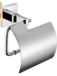 Недорогие -Держатель для туалетной бумаги Новый дизайн / Cool / Креатив Современный / Деревенский Нержавеющая сталь 1шт - Ванная комната На стену