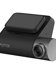 Недорогие -xiaomi 70mai pro 1080p / 1944p автомобиль ночного видения dvr 140 градусов широкий угол 2 дюйма tft lcd монитор тире камеры с ios / android app / wifi / gps / g-sensor (версия cn)