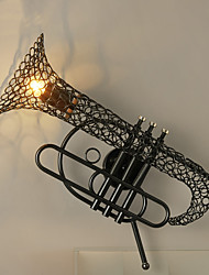 Недорогие -Мини Модерн Спальня / кафе Металл настенный светильник 110-120Вольт / 220-240Вольт