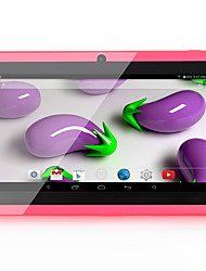 billiga -Q88 Android Tablet (Android 4.4 1024 x 600 Quad Core 512MB+8GB) / 32 / Mini USB / Hörlursuttag 3.5mm