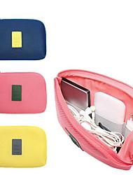 Недорогие -Дорожная сумка Быстровысыхающий / Ультралегкая ткань / Хранение в дороге USB кабель / Сотовый телефон Терилен Путешествия