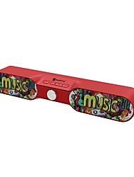 Недорогие -NR-4017 Bluetooth Soundbar Функция регулировки басов Soundbar Назначение Мобильный телефон
