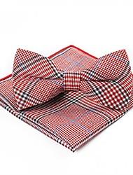 Недорогие -Универсальные Классический Платок / аскотский галстук - Бант Полоски / С принтом / Контрастных цветов