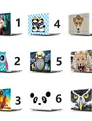 abordables -MacBook Etuis Chien / Animal / Panda PVC pour MacBook Pro 13 pouces / MacBook Pro 15 pouces / MacBook Air 13 pouces