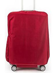 Недорогие -Нейлон Чехол для чемодана Молнии Черный / Красный / Серый