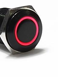 Недорогие -автомобильный самоблокирующийся выключатель с плоской головкой и универсальным светодиодным освещением на все годы