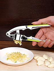 Недорогие -Кухонные принадлежности Металлические Нажмите Приспособления для чеснока Чеснок 1шт