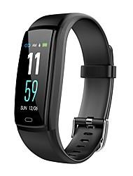Недорогие -BoZhuo Y9-vo Умный браслет Android iOS Bluetooth Водонепроницаемый Пульсомер Измерение кровяного давления Израсходовано калорий / Секундомер / Педометр / Напоминание о звонке / Сидячий Напоминание