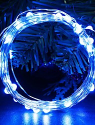 Недорогие -3m 30 светодиодная лента светящаяся лампа для свадебных украшений
