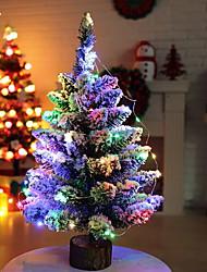 baratos -Decoração de Casa Plásticos / De madeira / PCB + LED Decorações do casamento Natal / Casamento Natal / Tema Jardim / Tema Flores Todas as Estações