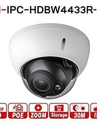 Недорогие -dahua® starlight camera ipc-hdbw4433r-zs 2.7-13.5mm варифокальная моторизованная линза 4mp ir50m ip-камера заменит ipc-hdbw4431r-zs