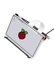 Недорогие -wavehare 7inch lcd для pi 7inch ips дисплей для малины pi dpi интерфейс без касания 1024x600