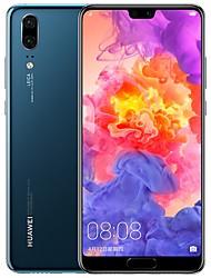 Недорогие -Huawei P20 5.8 дюймовый 64Гб 4G смартфоны - обновленный(Синий / Черный / Розовый)