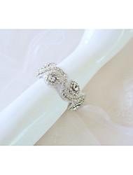 Недорогие -Свадебные цветы Букетик на запястье Свадьба / Свадебные прием Кружево 0-10 cm