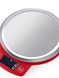 Недорогие -1 pcs Нержавеющая сталь Пластик ABS Электронная шкала Измерительный прибор 0.5g/3kg