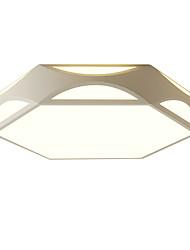 Недорогие -геометрический Монтаж заподлицо Рассеянное освещение Окрашенные отделки Металл Триколор 220-240Вольт Теплый белый + белый