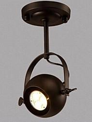 abordables -Nouveauté Lampe suspendue Lumière d'ambiance Finitions Peintes Métal Ajustable 110-120V / 220-240V Ampoule non incluse / E26 / E27